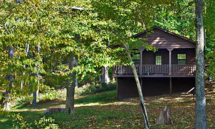 Wilstem Guest Ranch - Paoli, IN: 1 or 2 Nights for Up to Six in a Two-Bedroom Cabin with an Activity Package at Wilstem Guest Ranch near French Lick, IN