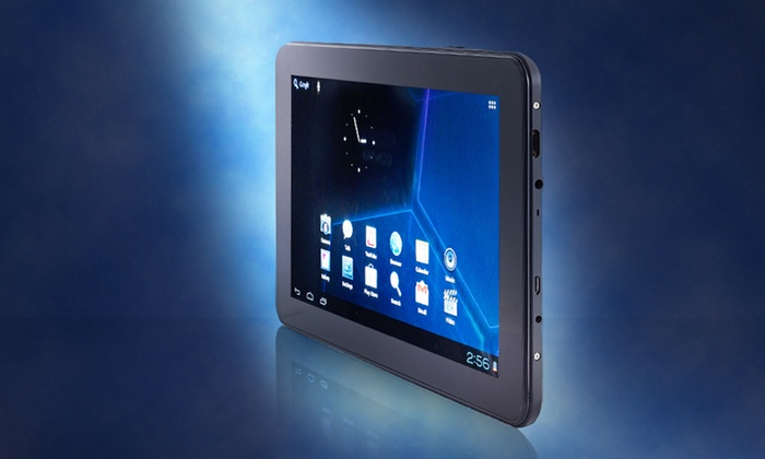 """Double Power 9"""" Dual-Core Android Tablet (D-9018): $99.99 for a Double Power 9"""" Dual-Core Android Tablet (D-9018) ($159.99 List Price). Free Shipping and Returns."""
