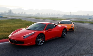 Lusso Experience: Fino a 4 giri in pista su Ferrari, Lamborghini o Porsche da Lusso Experience(sconto fino a 56%). Valido su 4 circuiti