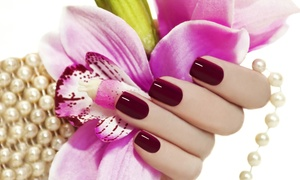 GLAMOUR Nails, Wax & Skin by Jackie: $13 for $25 Worth of Services — GLAMOUR Nails, Wax & Skin by Jackie