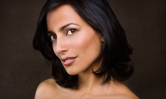 Beauty to Go - Multiple Locations: 6 or 13 Weeks of Laser Hair-Restoration Treatments at Beauty to Go (Up to 91% Off)