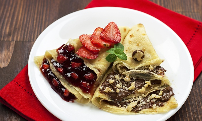 Dolce Cafe - Dolce Cafe: $5 for $10 Worth of Food and Drink at Dolce Cafe