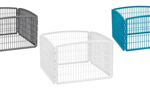 Small Dog Play Pen