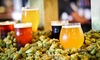 B.O.B.'s Brewery (The Gilmore Collection) - Heartside-Downtown: Beer Tasting for Two, Four, or Six with To-Go Growlers at B.O.B.'s Brewery (Up to 51% Off)