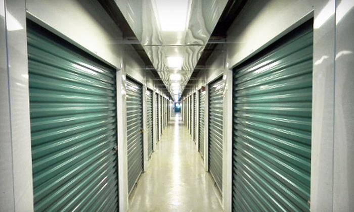 Treasure Island Self Storage - Multiple Locations: Self Storage at Treasure Island Self Storage (Up to 73% Off). Two Options Available.