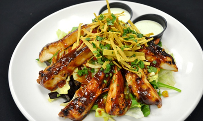 Brewstone Beer Company - Castleton: $20 for $40 Worth of Steakhouse Food and Drinks at Brewstone Beer Company