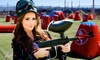 Up to 80% Off an All-Day Paintball Outing