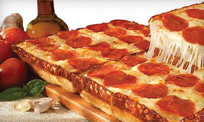 Little Caesar's - Multiple Locations: $7 for Pizza Meal with Large One-Topping Pizza, Crazy Bread Combo, and Soda at Little Caesar's ($14.48 Value)