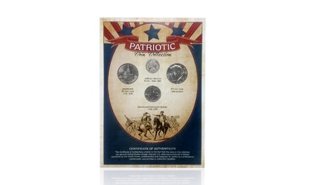 Patriotic Coin Collection