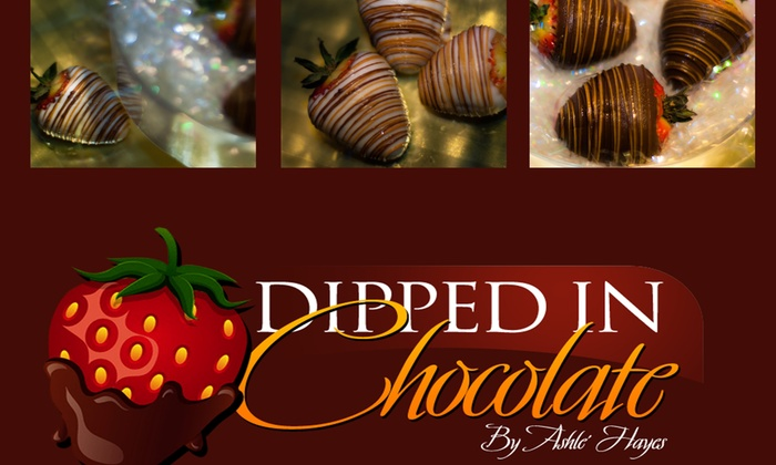 Dipped In Chocolate By Ashle - Baton Rouge: Up to 44% Off dessert at Dipped In Chocolate By Ashle