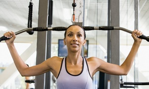 Encinitas Fitness Studio: One- or Two-Month New Year's Weight-Loss Challenge at Encinitas Fitness Studio (Up to 68% Off)