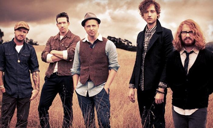 OneRepublic - Detroit: $15 to See OneRepublic at Meadow Brook Music Festival on Saturday, July 27, at 7 p.m. (Up to $35.55 Value)