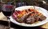 OOB Artista Prime - Fernwood Plaza: Prix Fixe Seasonal New American Dinner for Two or Four at Artista Prime