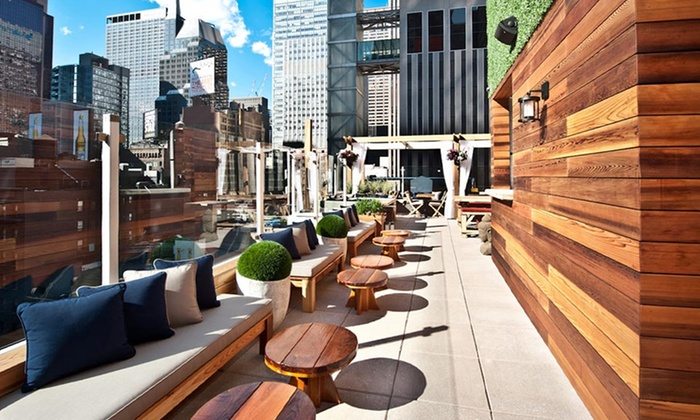 null - St Catharines-Niagara: Stay at Sanctuary Hotel New York in Midtown Manhattan