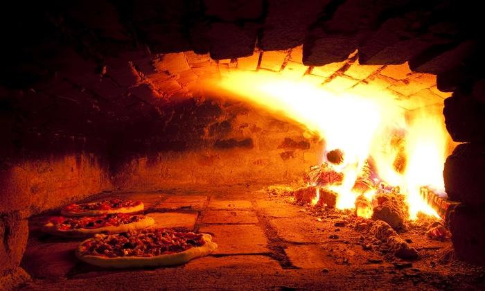 Firestorm Café & Pizza - Hinckley: Up to 40% Off Pizzas at Firestorm Café & Pizza