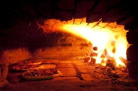Firestorm Café & Pizza: Up to 40% Off Pizzas at Firestorm Café & Pizza