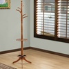 Contemporary-Style Coat Rack with Umbrella Holder