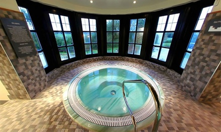 Spa Day with Two Treatments and Lunch or Afternoon Tea for One or Two at The Sandpiper at Lancaster House