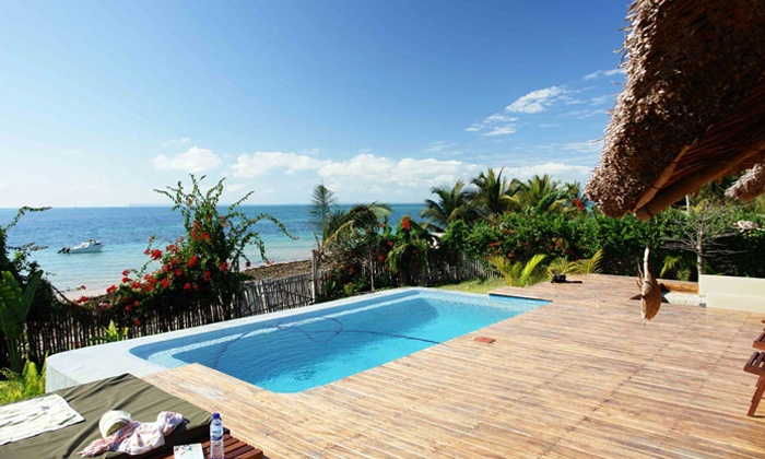 Ebony Beach - Ebony Beach: Mozambique: Five-Night Self-Catering Stay For Up To Eight People in a Villa at Ebony Beach