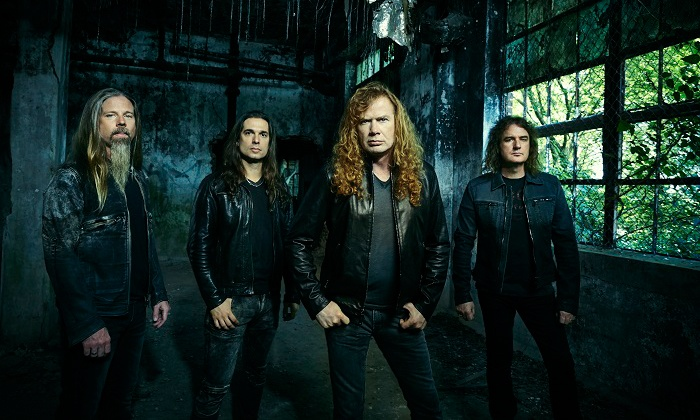 Megadeth - Mosaic Place: Megadeth with Suicidal Tendencies, Children of Bodom, and Havok on March 10, at 7 p.m.