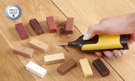 laminate tile floor repair kit groupon goods. Black Bedroom Furniture Sets. Home Design Ideas