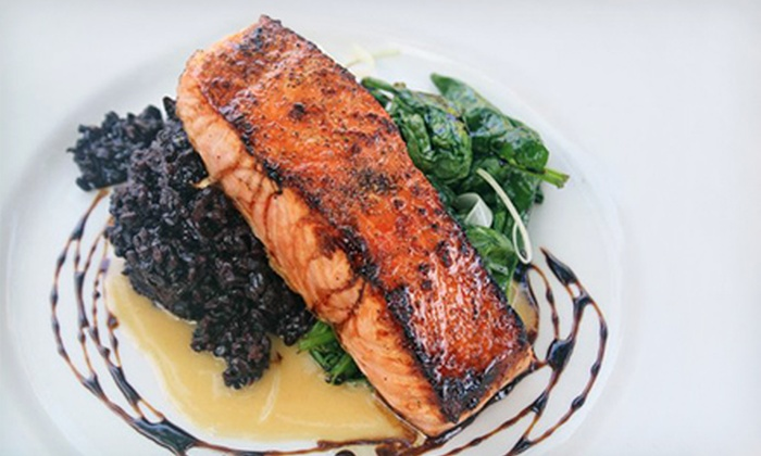 Deleece Restaurant - Lakeview: Contemporary American Cuisine for Lunch or Brunch at Deleece Restaurant (Half Off). Three Options Available.
