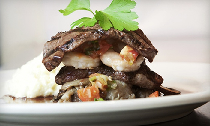 Cobalt Grille - Virginia Beach: $20 for $40 Worth of Upscale American-European Fusion Dinner at Cobalt Grille