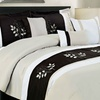 Emily 7-Piece Embroidered Comforter Set