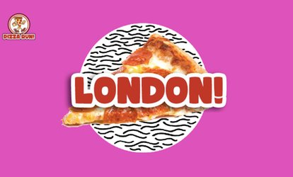 image for Pizza Run Entry, 28 April - 20 May at Choice of five Locations (Up to 22% Off)