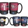 NFL #1 Dad Coffee Mugs (2-Pack)