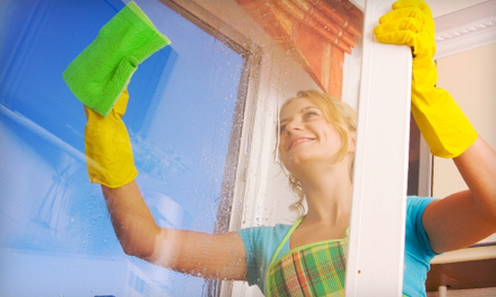 Eco Save Maids - Washington DC: Housecleaning for One, Two, Three, or Four Bedrooms and Bathrooms from Eco Save Maids (Up to 55% Off)