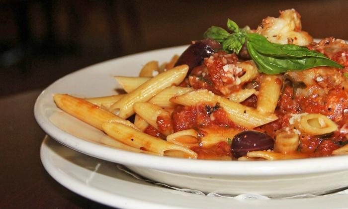 Merche! - Northwest Harris: $21 for $40 Worth of Spanish-Italian-Mediterranean Fusion Food at Merche!