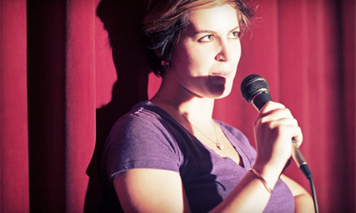 ComedyComedy at the Tap House - Oswego: Standup for Two at ComedyComedy at the Tap House (Up to Half Off)