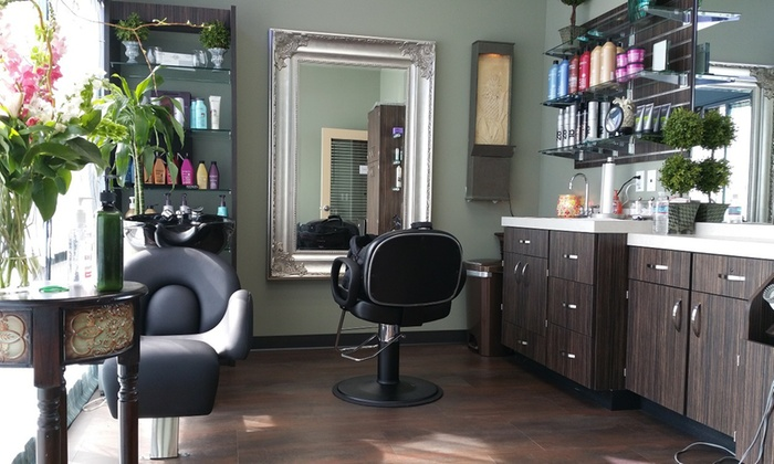 Studio 11:11 - Kearny Mesa: Color, Highlights, and Blow-Dry from Studio 11:11 (60% Off)