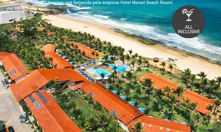 Natal/RN: até 10 noites a 2 + All Inclusive no Hotel Marsol Beach Resort