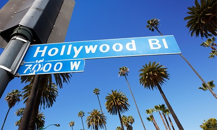 Two-Hour Hollywood Tour in Open-Air Van for One, Two, or Four at Hollywood Dream Tours (Up to $ Off)