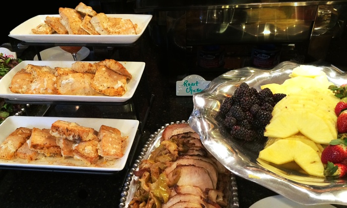 CAFE-Y, LLC - Hartford: Barbecue Catering from CAFE-Y, LLC (50% Off). Two Options Available.