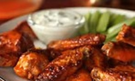 $14 for $25 Worth of Food  Drink Up Sports Bar & Grill