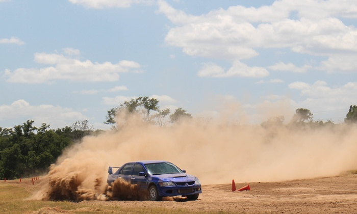 Rally Ready Driving School - Dale: 2.5-Hour or Half-Day Rally-Car Racing Experience at Rally Ready Driving School (40% Off)