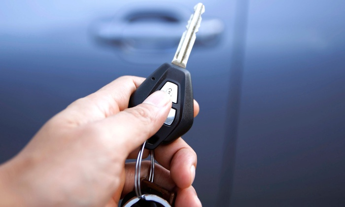The Install Connection - Wichita: $175 for an Auto Remote Starter with Keyless Entry and Installation at The Install Connection ($349 Value)