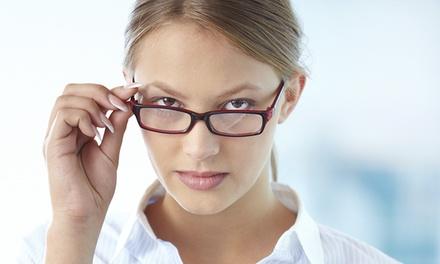 Okulary korekcyjne: 14,99 zł za groupon zniżkowy o wartości 170 zł i więcej opcji w Visus Optyk – 2 lokalizacje
