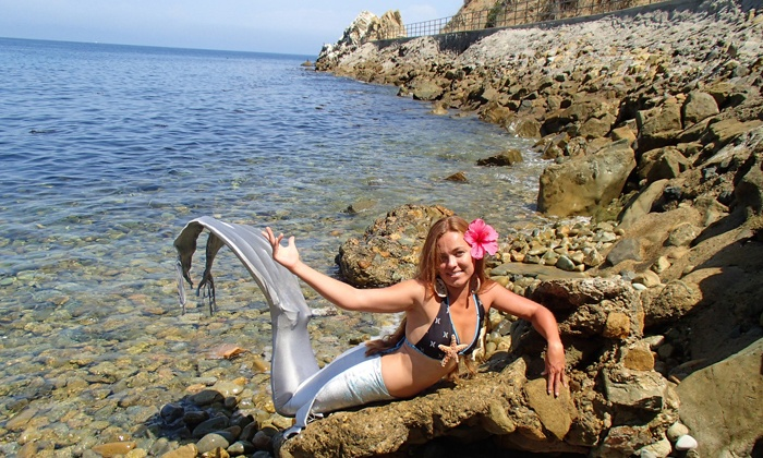 Mermaid Island Tours - Vista: Up to 73% Off Mermaid Glamour Photo shoot at Mermaid Island Tours