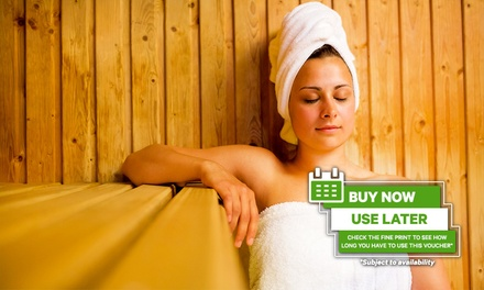 2.5Hour Pure Fiji Wrap and Massage Experience: 1 $129 or 2 Ppl $258 at Summer Elisabeth Day Spa Up to $598 Value