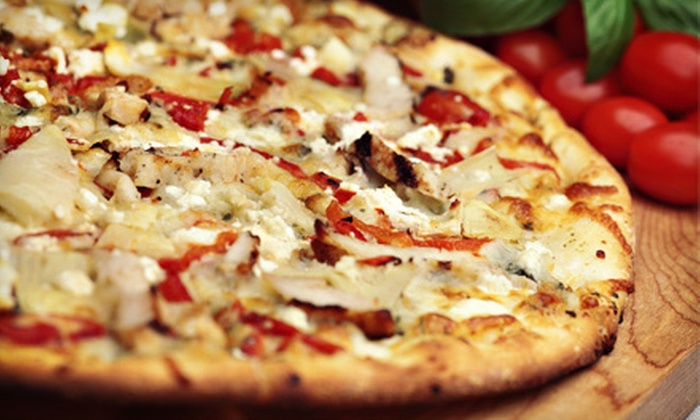 Mt. Adams Pizza - Mount Adams: $10 for $20 Worth of Pizza and Sandwiches at Mt. Adams Pizza