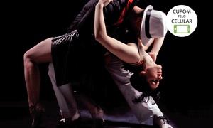 Universidade de Dança de Salão Rodrigo Delano: Universidade de Dança de Salão Rodrigo Delano – Prado: 1, 3 ou 6 meses de aulas de dança de salão