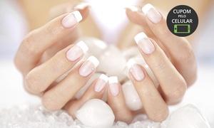 Espaço Always Beautiful: Always Beautiful – Osasco: alongamento unha de gel com esmaltação simples