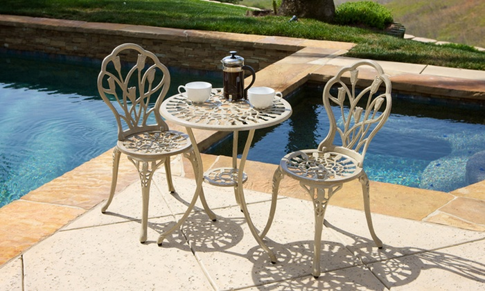 Outdoor Bistro Sets: Outdoor Bistro Sets. Multiple Styles Available. Free Returns.