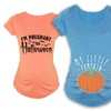 Women's Maternity Halloween Tees