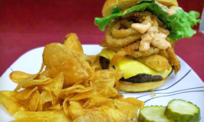 Ruppert's - Riverdale: American Food at Ruppert's (Up to 53% Off). Two Options Available.