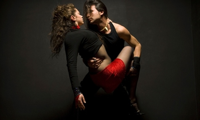 Step N Dance - Welleby: Four or Eight Dance Classes at Step N Dance (Up to 63% Off)
